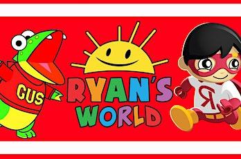 Ryan's World Glasgow Meet & Greet Event - Meet, Eat, Party & Play tickets
