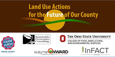 Land Use Actions for the Future of Our County tickets