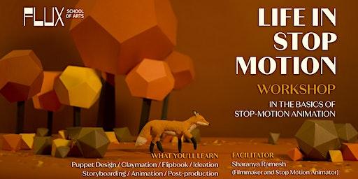 LIFE IN STOP MOTION - Workshop