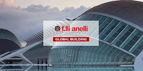 La protezione passiva al fuoco | Corso GLOBAL BUILDING biglietti