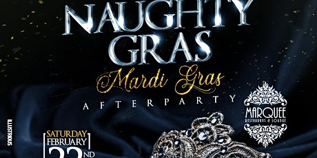 Naughty Gras (Mardi Gras) After party tickets