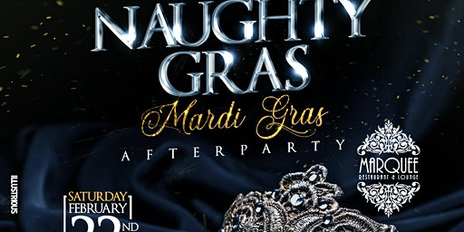 Naughty Gras (Mardi Gras) After party
