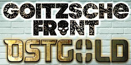 Goitzsche Front - Ostgold Tour 2020 Tickets
