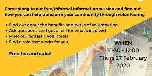 Volunteering Information Session at Grand Junction