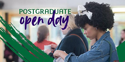Postgraduate Open Day March 2020