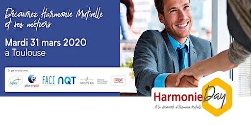 Harmonie Day - Découvrir les métiers de la mutuelle