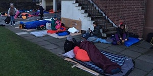Cornerstone Big Sleep Out 2020