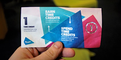 NE Wales Time Credits Network Day tickets