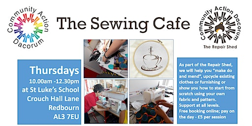 The Sewing Cafe