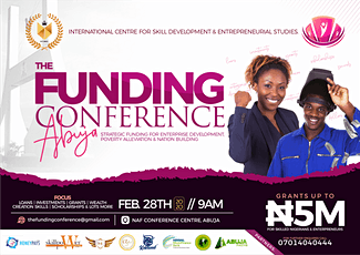 The Funding Conference tickets