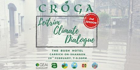 Leitrim Cróga Climate Dialogue | 2nd Session tickets