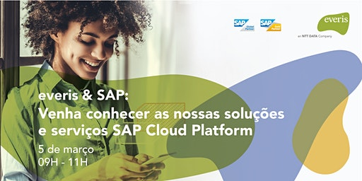 everis & SAP | Executive Breakfast 5 de março, 9h00
