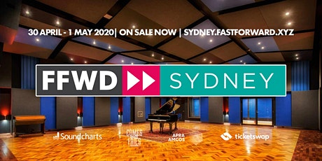 FastForward Sydney 2020 ***CANCELLED*** tickets