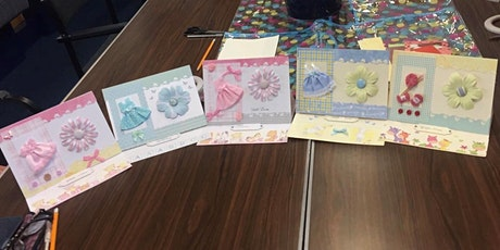 Card-making Workshop (6 May) tickets