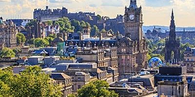 Visit to Traffic Scotland National Control Centre - Edinburgh Branch