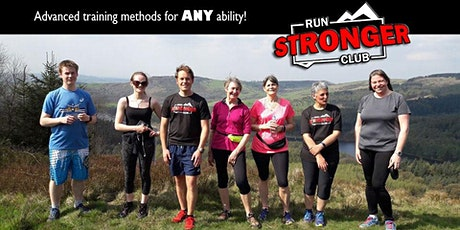 Run Stronger Club - Tegg's Nose Taster Session tickets