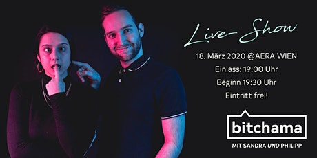 Live-Show bitchama - Late-Night-Show für die Ohren Tickets