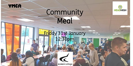 FREE Community Meal tickets