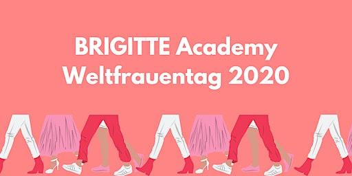 BRIGITTE Academy Weltfrauentag 2020