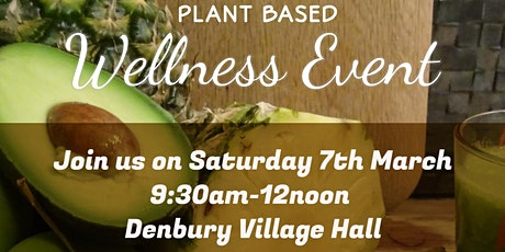 Plant Based Wellness Event tickets