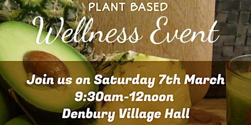 Plant Based Wellness Event