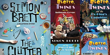Henfield Reads - with Simon Brett tickets
