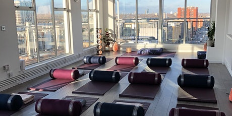 Yoga, Crystal Bowl Sound Healing  & Seasonal Supper tickets