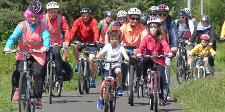 Family Cycle Ride (East Belfast) tickets