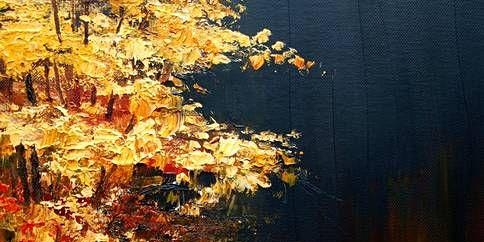 Golden Tree - Art Club Darwin