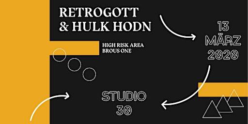 Retrogott & Hulk Hodn in Saarbrücken - Land und Leute Tour 2020