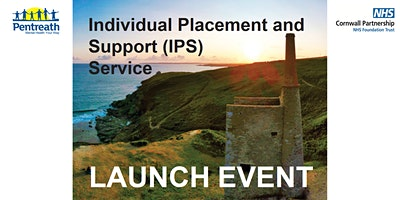 IPS - Individual Placement and Support service - Launch Event