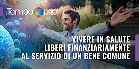 Presentazione TempoXme - Brescia tickets