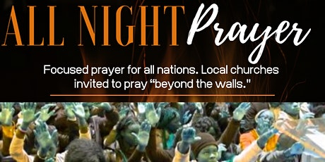 All Night Prayer and Deliverance Service tickets