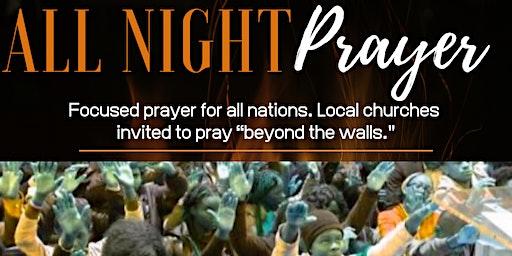 All Night Prayer and Deliverance Service
