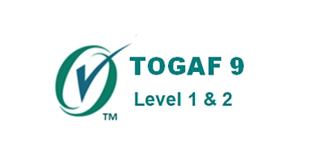 TOGAF 9: Level 1 And 2 Combined 5 Days Virtual Live Training in Cork tickets