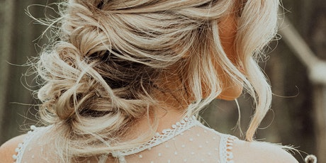 Textured styling look 'n' learn for hairstylists and makeup artists tickets