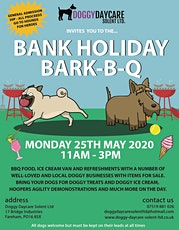 Bank Holiday Bark-B-Q tickets