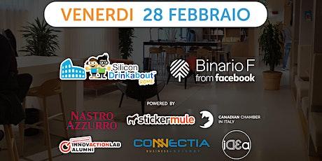 #34 Silicon Drinkabout Rome - 28 Febbraio biglietti