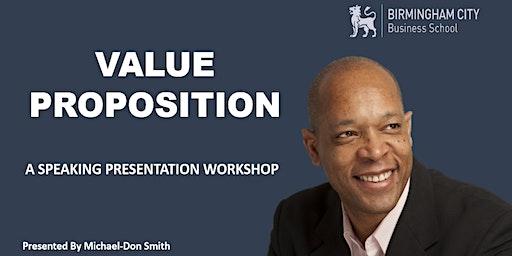 Breakfast Networking: Value Proposition Workshop