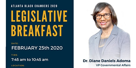 ABC 2020 Legislative Breakfast  tickets