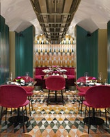The Nth Degree Club Private Lunch at VyTA Covent Garden
