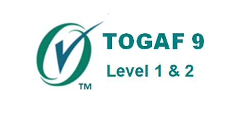 TOGAF 9: Level 1 And 2 Combined 5 Days Virtual Live Training in Christchurch tickets