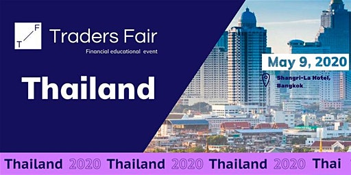 Traders Fair 2020 - Thailand (Financial Education Event)