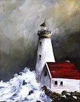 Light House - Art Club Darwin