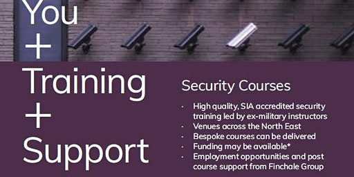 SIA Door Supervisor Qualification