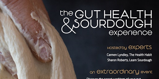 Learn about Gut Health & Sourdough with Carmen Lyndley & Sharon Roberts
