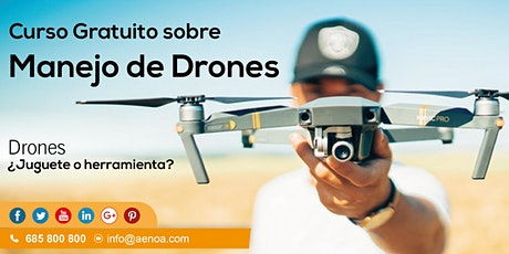 Drones: cómo aprender a pilotarlos. entradas