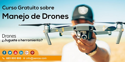 Drones: cómo aprender a pilotarlos.