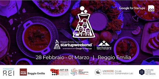 Startup Weekend Reggio Emilia FoodTech EMEA