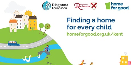 Home For Good - fostering and adoption information drop in tickets